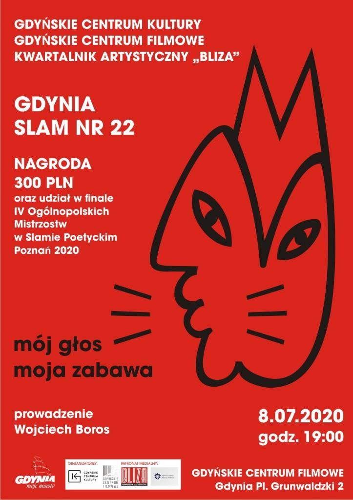 Gdynia Slam. Turniej Poetycki