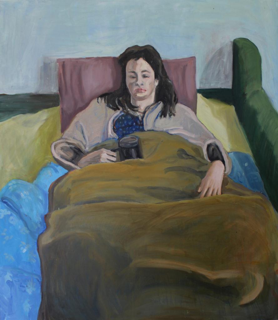 Magda Strzyżyńska. Malarstwo