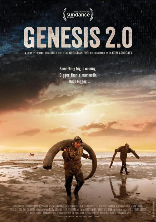 GENESIS 2.0 (WTORKI Z AKADEMIĄ DOKUMENTALNĄ DLA DOROSŁYCH) FILM+SPOTKANIE