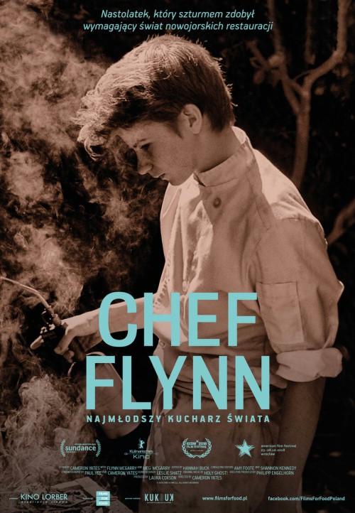 CHEF FLYNN -NAJMŁODSZY KUCHARZ ŚWIATA