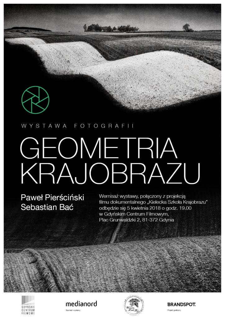 Geometria Krajobrazu. Wystawa w Galerii GCF