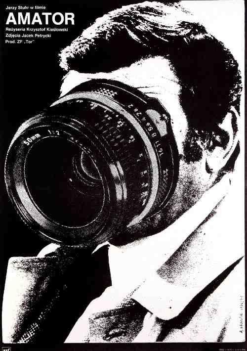 AMATOR (MISTRZOWIE KINA EUROPEJSKIEGO) FILM + SPOTKANIE