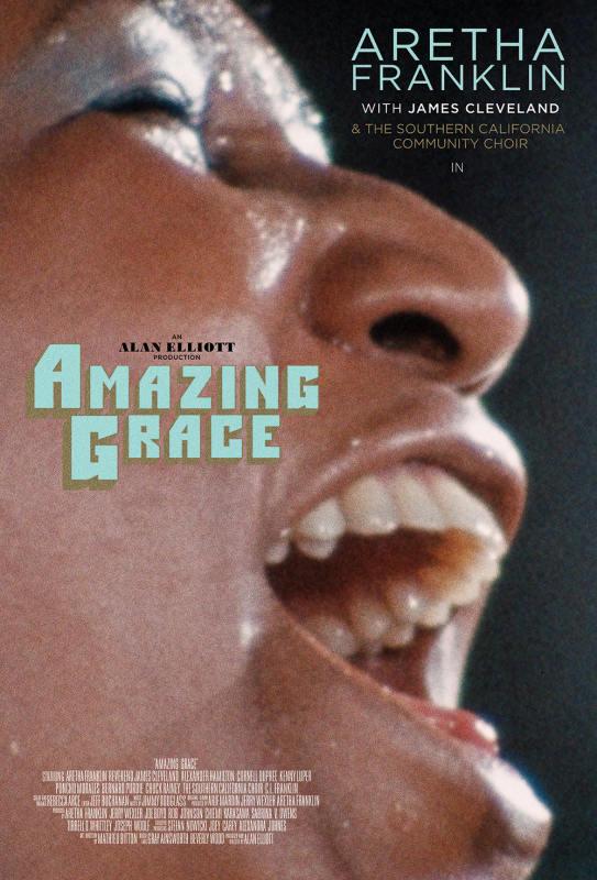 KINO JAZZ. AMAZING GRACE: ARETHA FRANKLIN