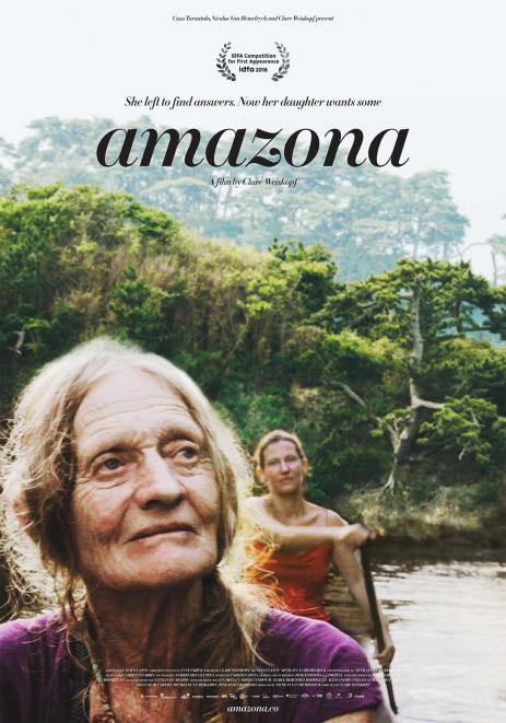 AMAZONA (FILMOTERAPIA Z SENSEM 2) FILM + SPOTKANIE