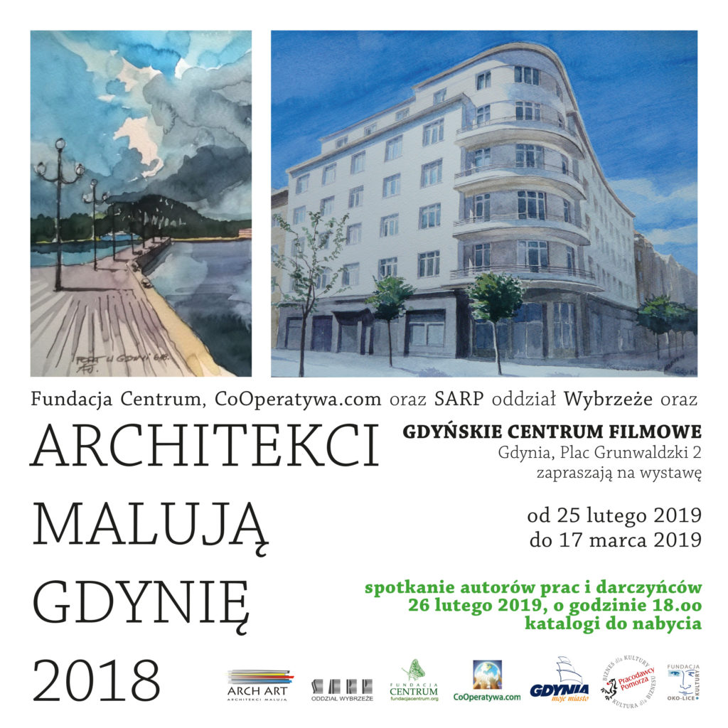 Architekci malują Gdynię