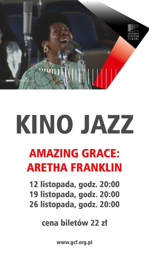 Kino Jazz. Aretha Franklin