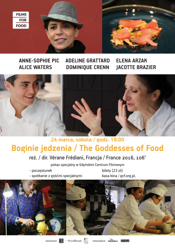 """Films for Food. """"Boginie jedzenia"""""""