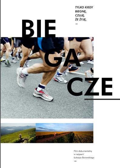 """""""Biegacze"""". Film dokumentalny przedpremierowo w Kinie Studyjnym GCF"""