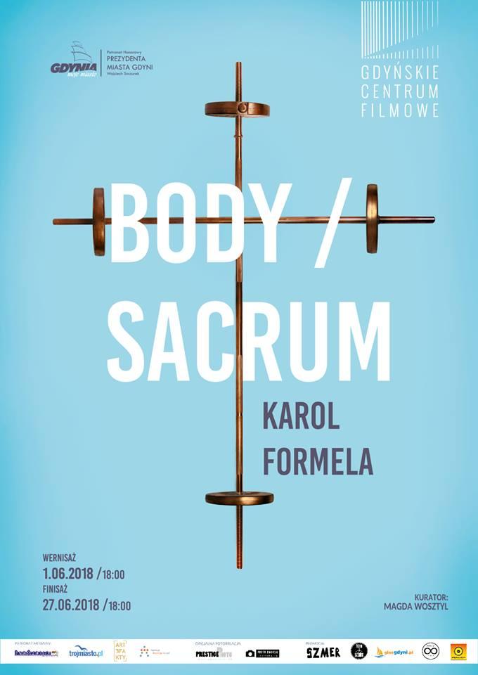 Body / Sacrum. Wystawa w Galerii GCF