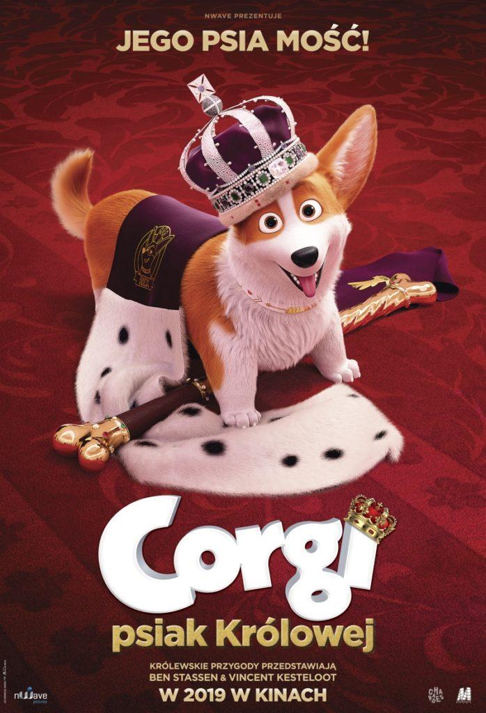 Corgi, psiak Królowej. Przedpremierowo