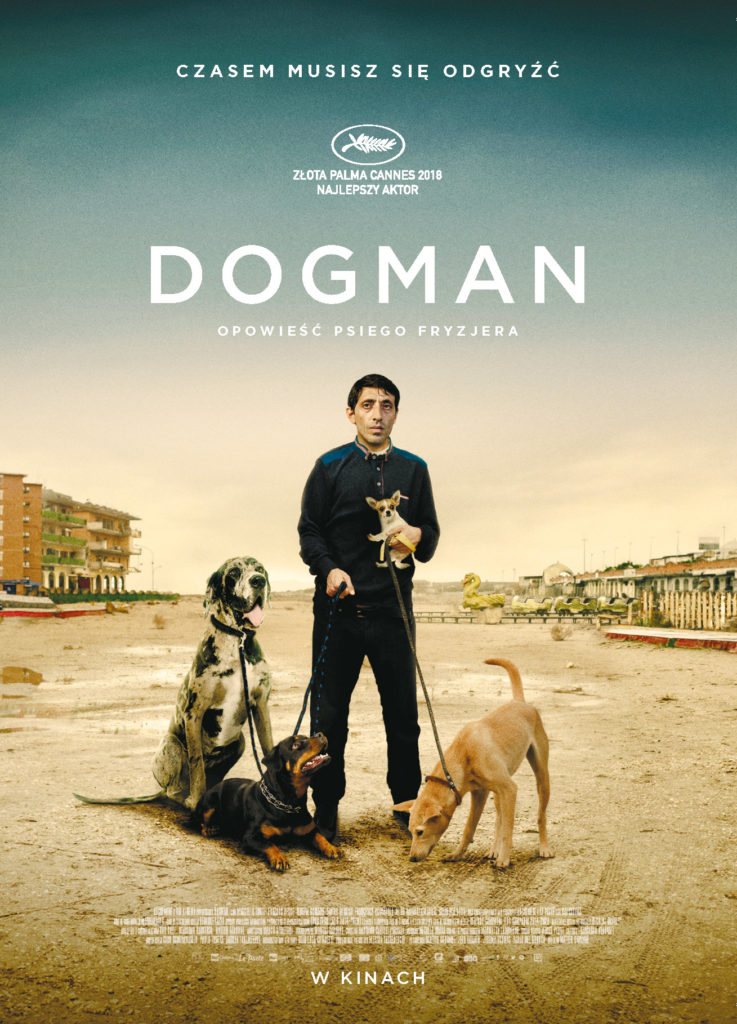 Przedpremiera. Dogman