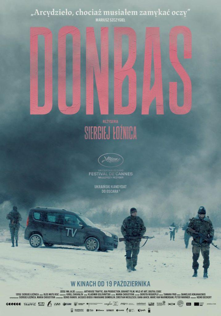 DONBAS (FILM + SPOTKANIE)