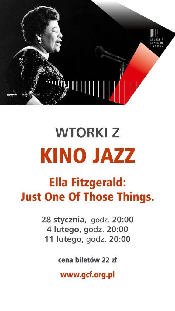 Kino Jazz. Ella Fitzgerald