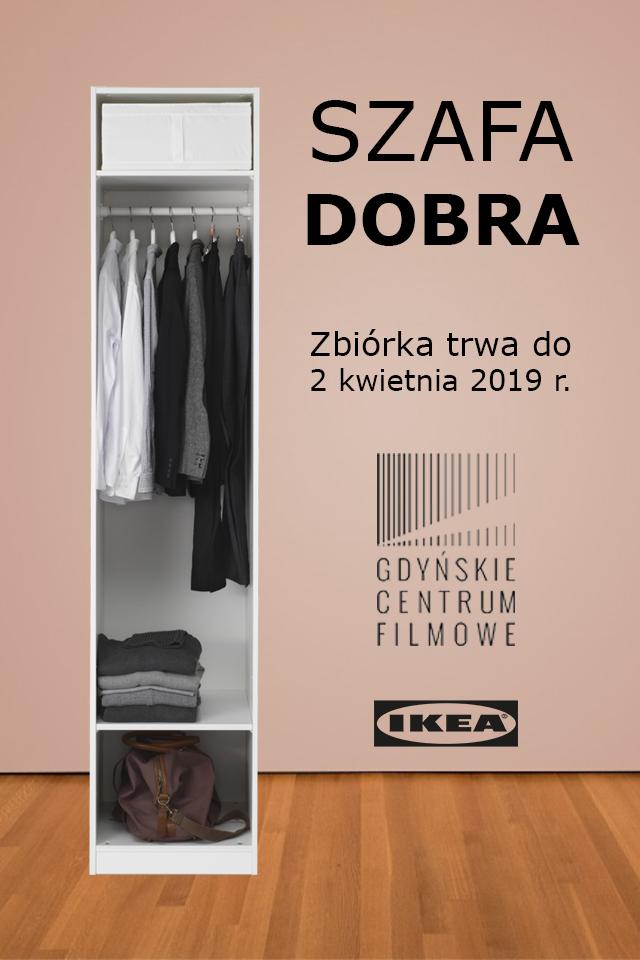Szafa Dobra. Ikea