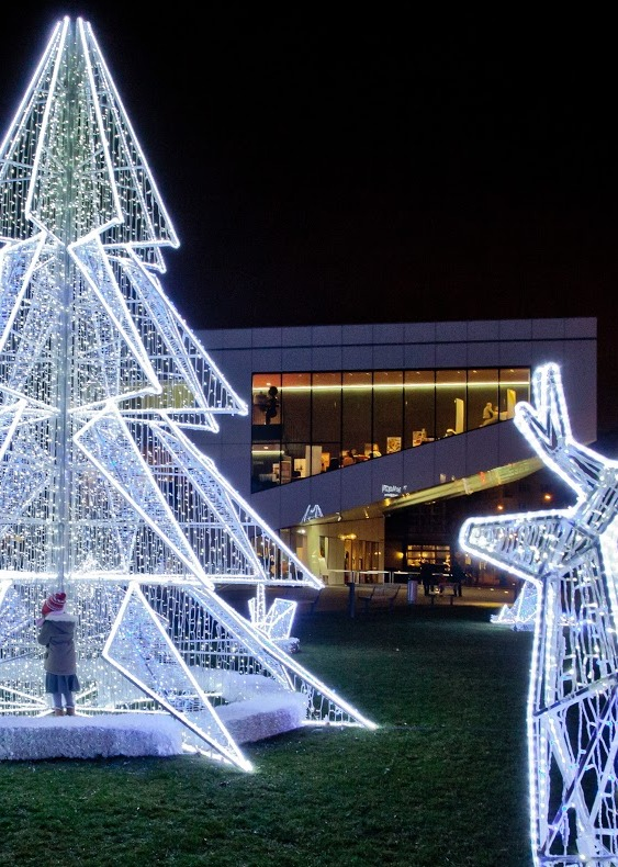 Kino Studyjne GCF w okresie świąteczno-noworocznym