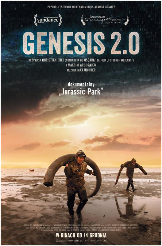 Genesis 2.0. Pokaz przedpremierowy
