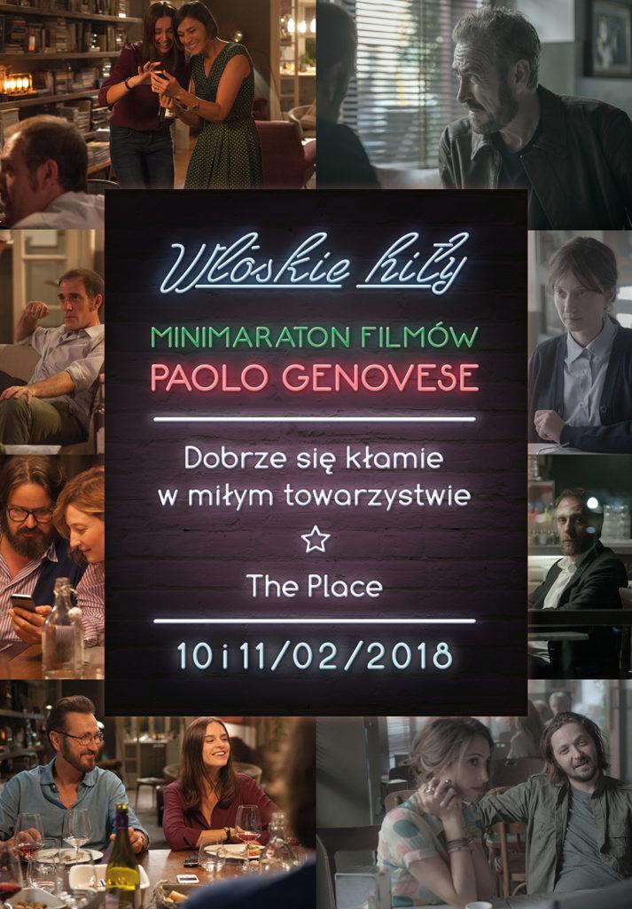Minimaraton filmów Paolo Genovese