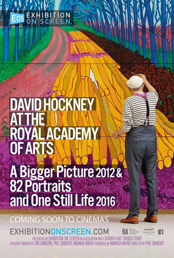Sztuka w Centrum. Hockney