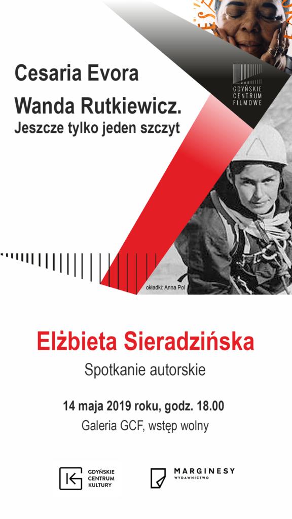 Spotkanie autorskie. Elżbieta Sieradzińska