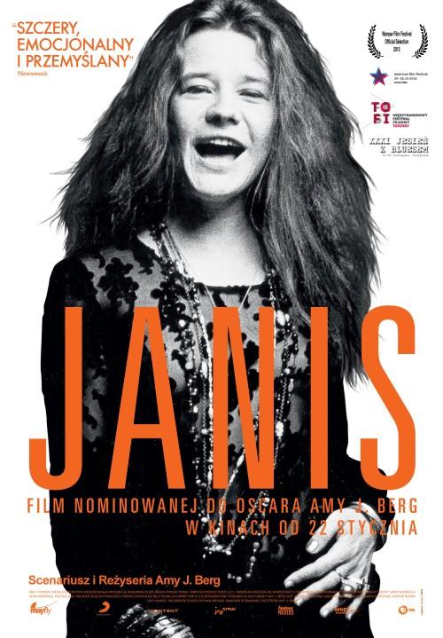"""""""Janis"""" w Kinie Studyjnym GCF"""