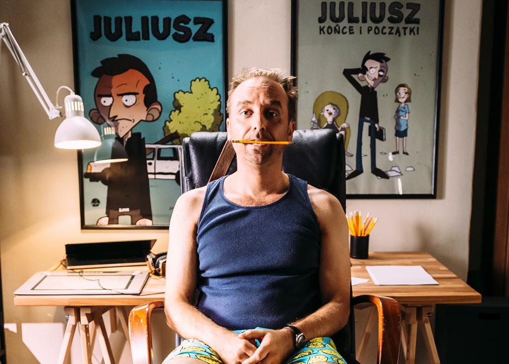 Juliusz. Pokaz z audiodeskrypcją i napisami w języku polskim