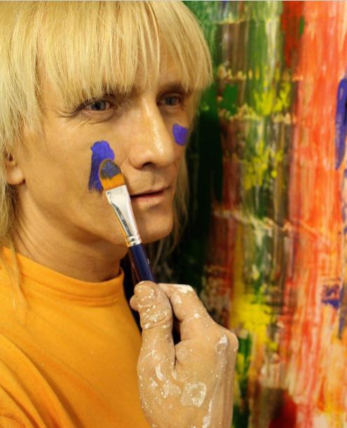 Piotr Krajewski: Malarstwo. Wystawa w Galerii GCF
