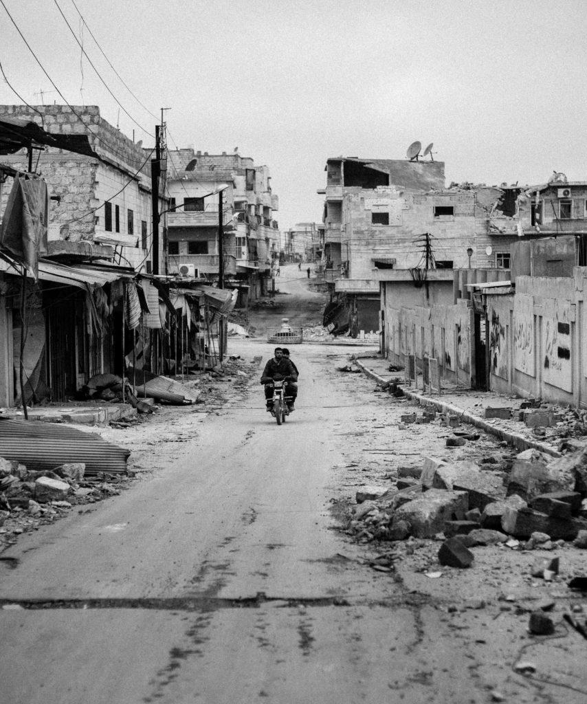 Syria w Galerii GCF