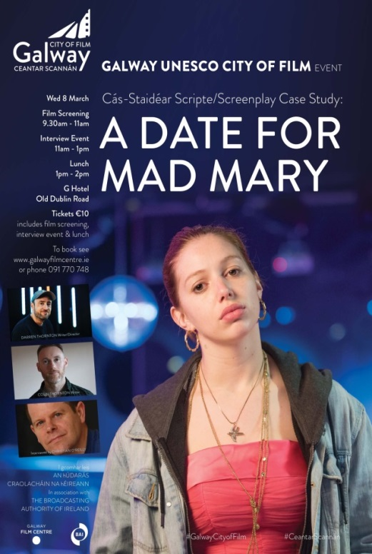 KANDYDADAT DLA SZALONEJ MARY (IRLANDZKI FESTIWAL FILMOWY)