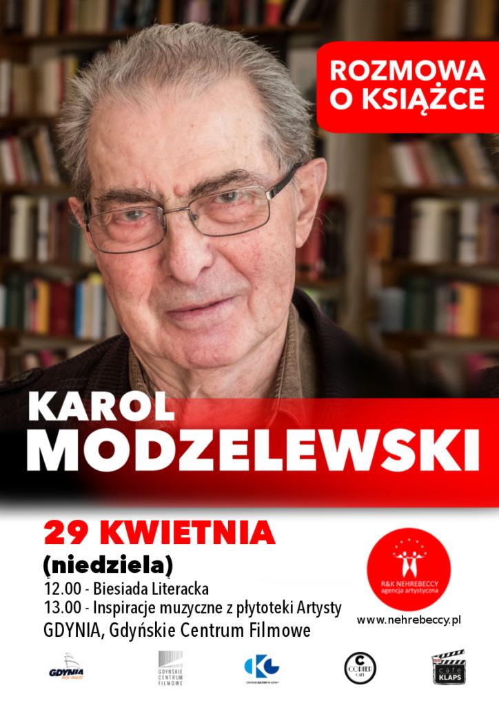 Biesiada literacka. Karol Modzelewski