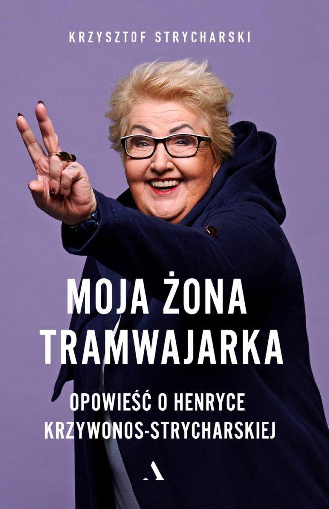Premiera książki. Urodziny Henryki Krzywonos