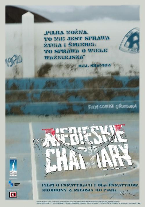 NIEBIESKIE CHACHARY