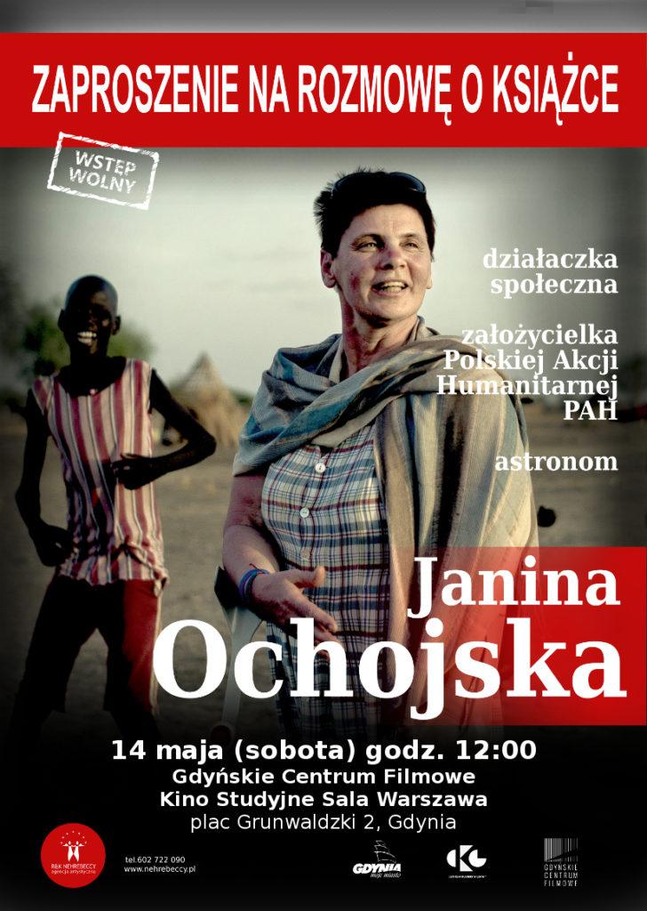 Janina Ochojska w GCF