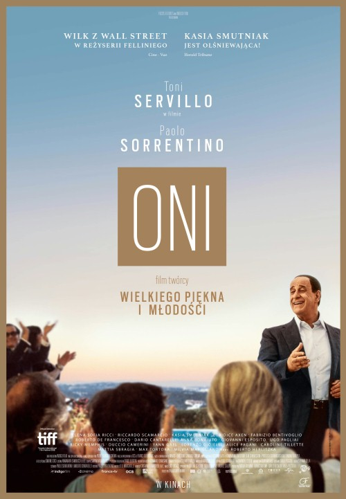 Sylwester. Kino Sorrentino