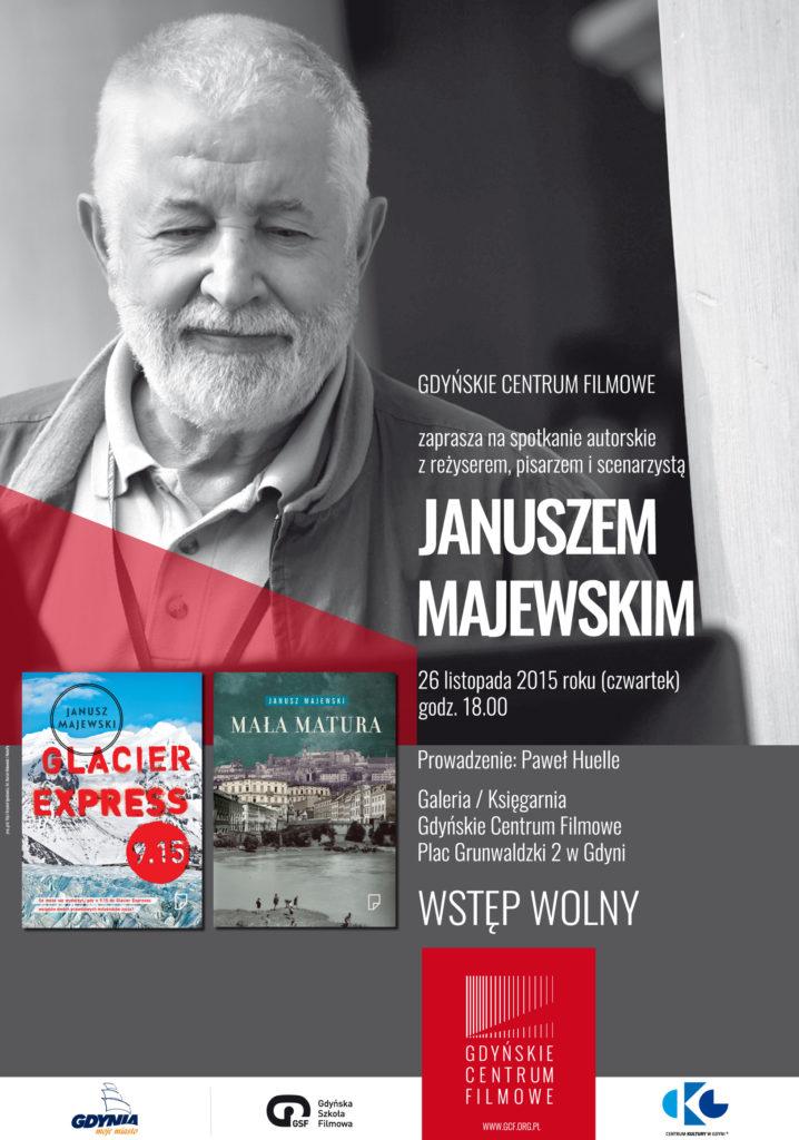 Janusz Majewski. SPOTKANIE AUTORSKIE