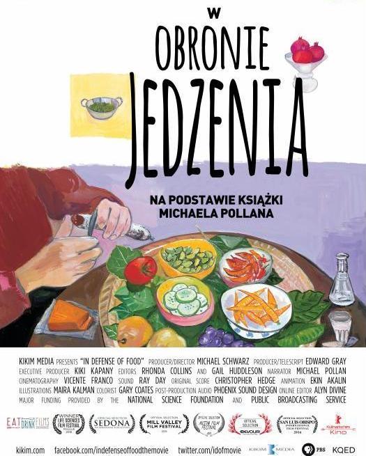 Films for Food. W obronie jedzenia