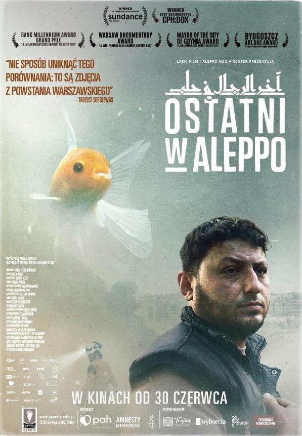 OSTATNI W ALEPPO (Dr Ziad Abou Saleh – Premiera – BLIZA)