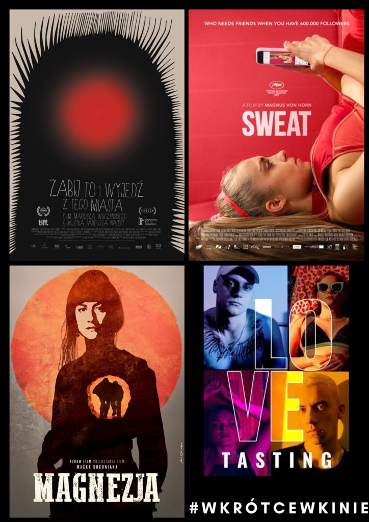 NOWE POLSKIE FILMY. Wkrórce w kinie!