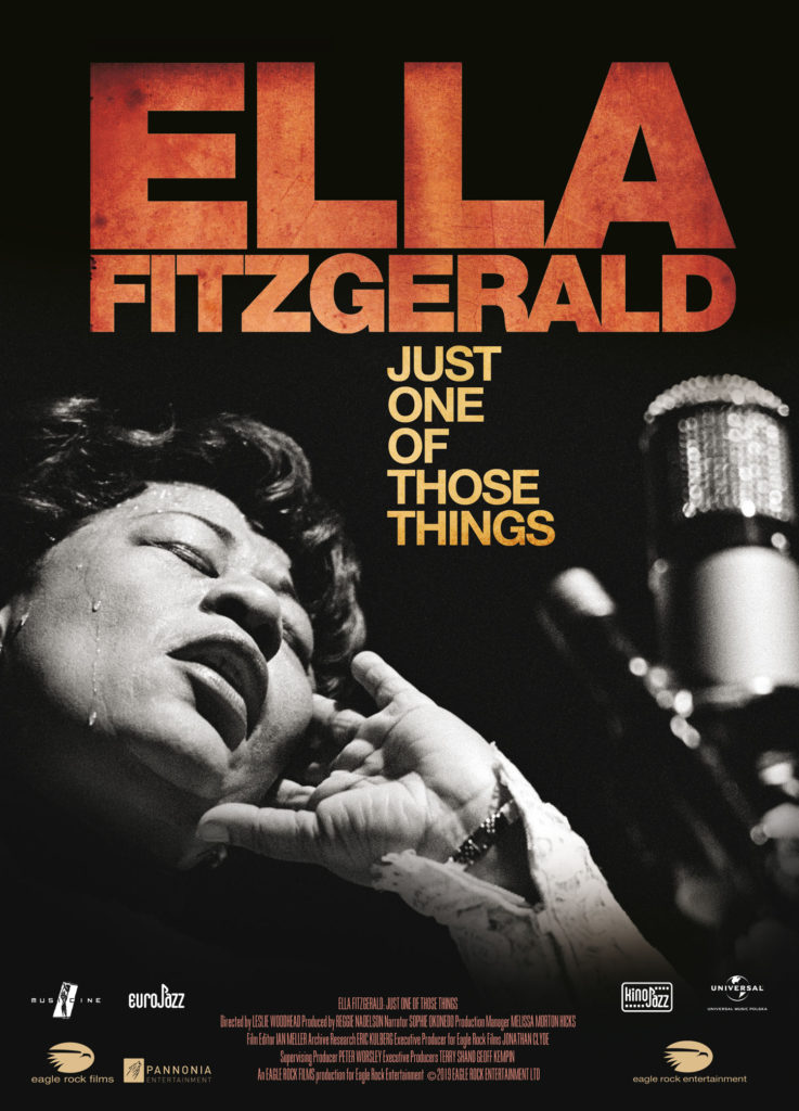 KINO JAZZ. ELLA FITZGERALD: JUST ONE OF THOSE THINGS