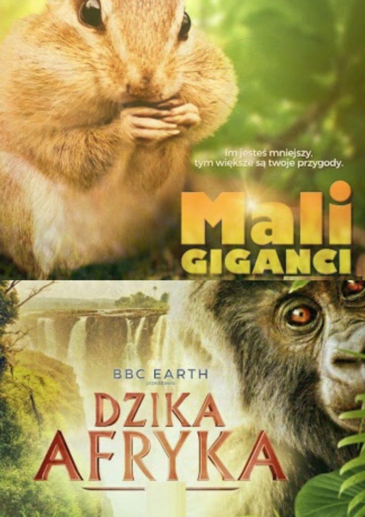 BBC EARTH MALI GIGANCI I DZIKA AFRYKA