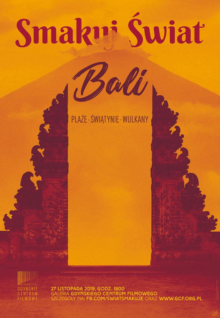 Smakuj świat. Bali