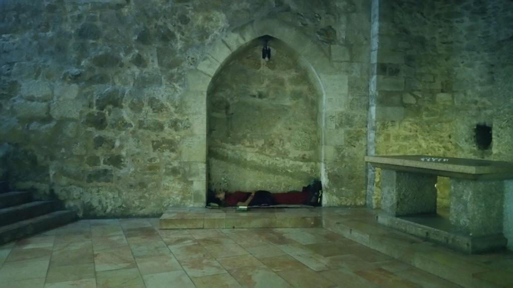 SZUKAJĄC JEZUSA (15. FESTIWAL FILMOWY MILLENNIUM DOCS AGAINST GRAVITY)