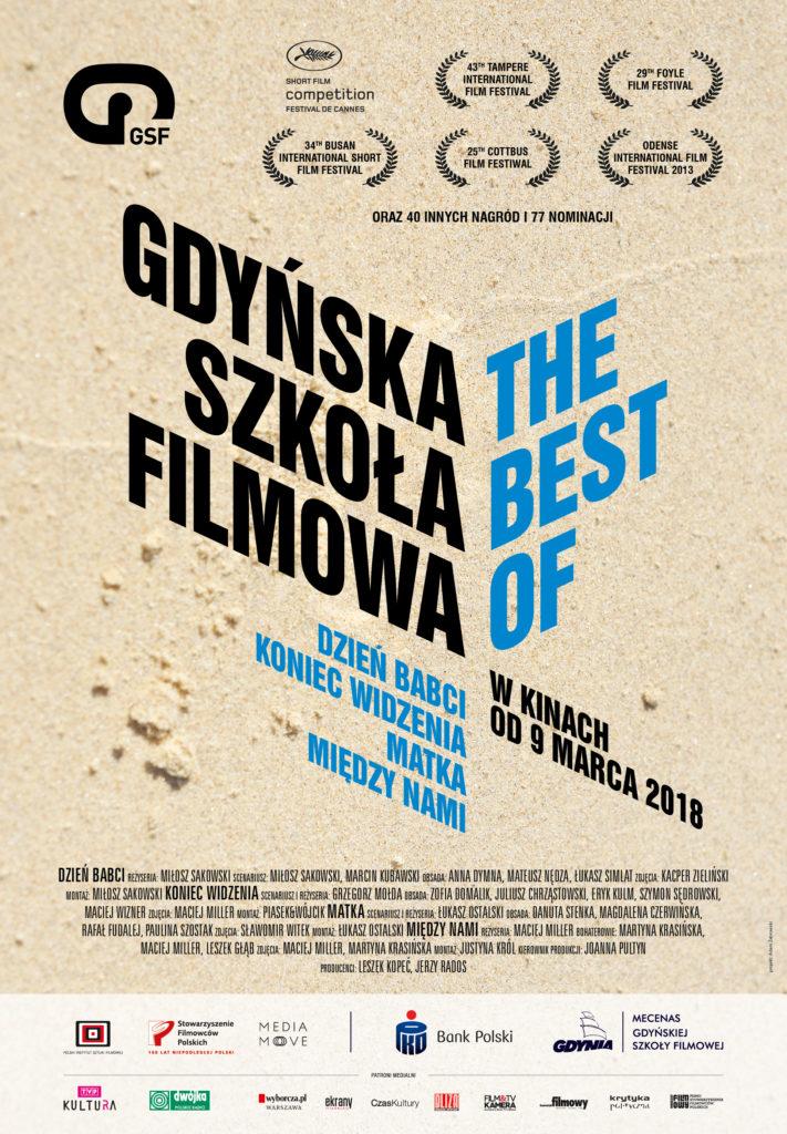 GDYŃSKA SZKOŁA FILMOWA THE BEST OF