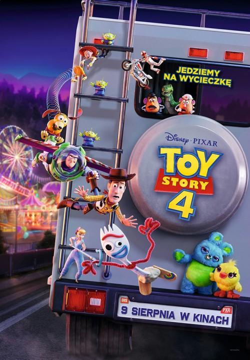 Kino Przyjazne Sensorycznie. Toy Story 4