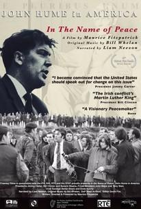 W IMIĘ POKOJU: JOHN HUNME W AMERYCE (IRLANDZKI FESTIWAL FILMOWY)
