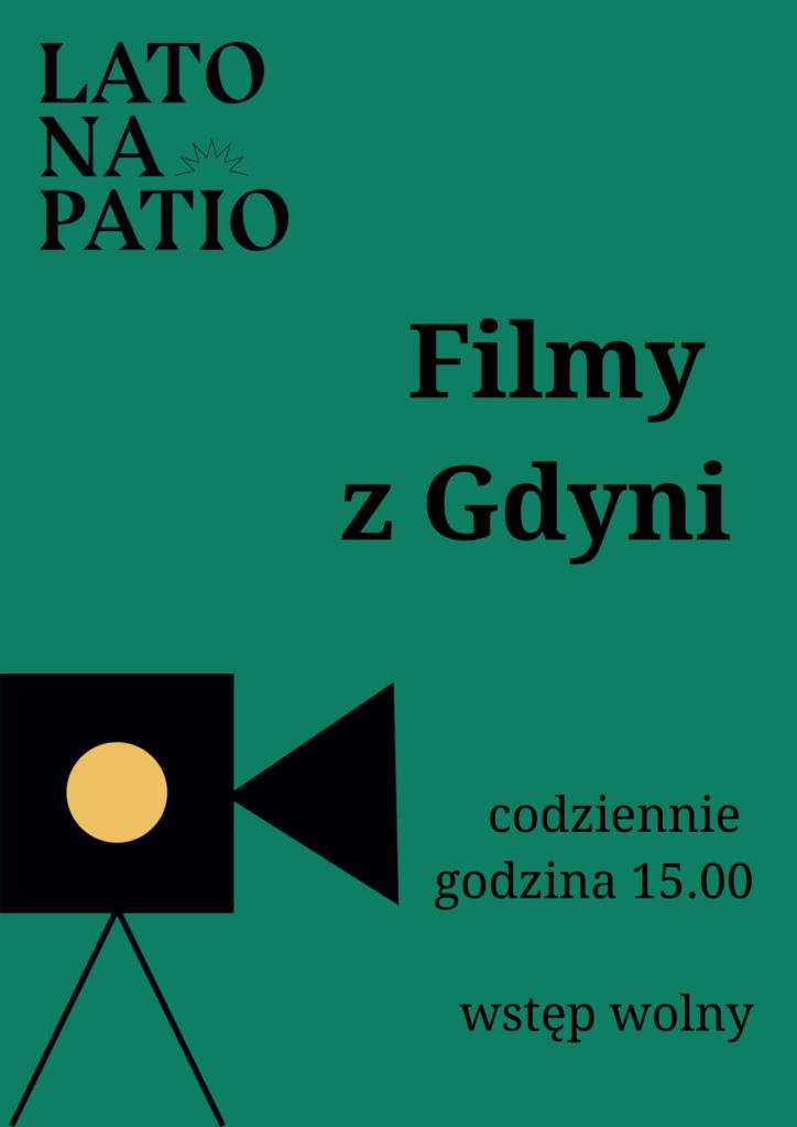 Kino Plenerowe. Filmy z Gdyni