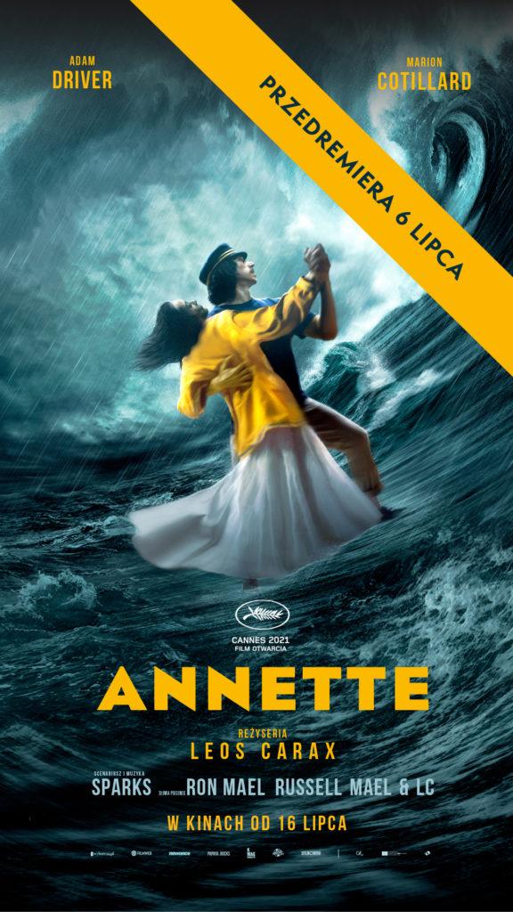 ANNETTE. Pokaz przedpremierowy