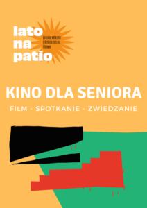 Kino dla Seniora. Pokazy filmowe filmu i zwiedzanie GCF