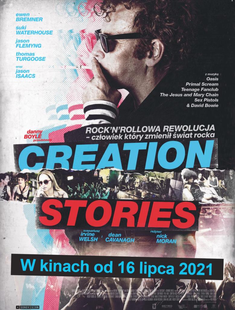 Creation Stories – Rock'n'Rollowa Rewolucja