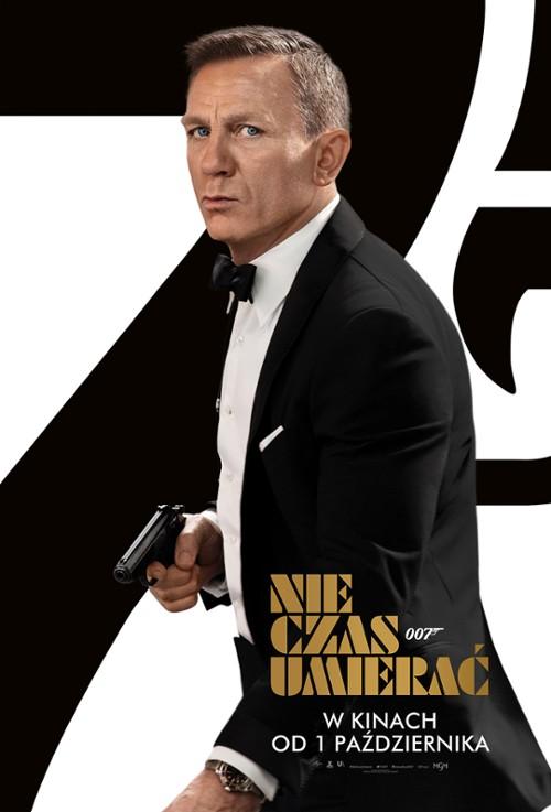 NIE CZAS UMIERAĆ. James Bond w Kinie Studyjnym GCF