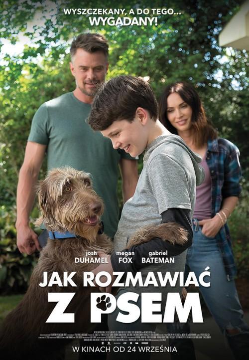 Kino sensoryczne: Jak rozmawiać z psem